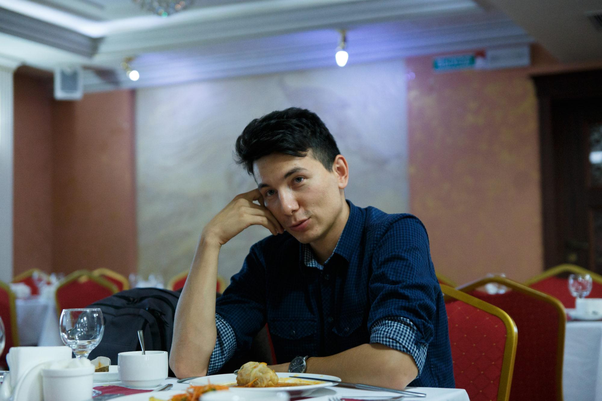 Азамат Ешмухаметов