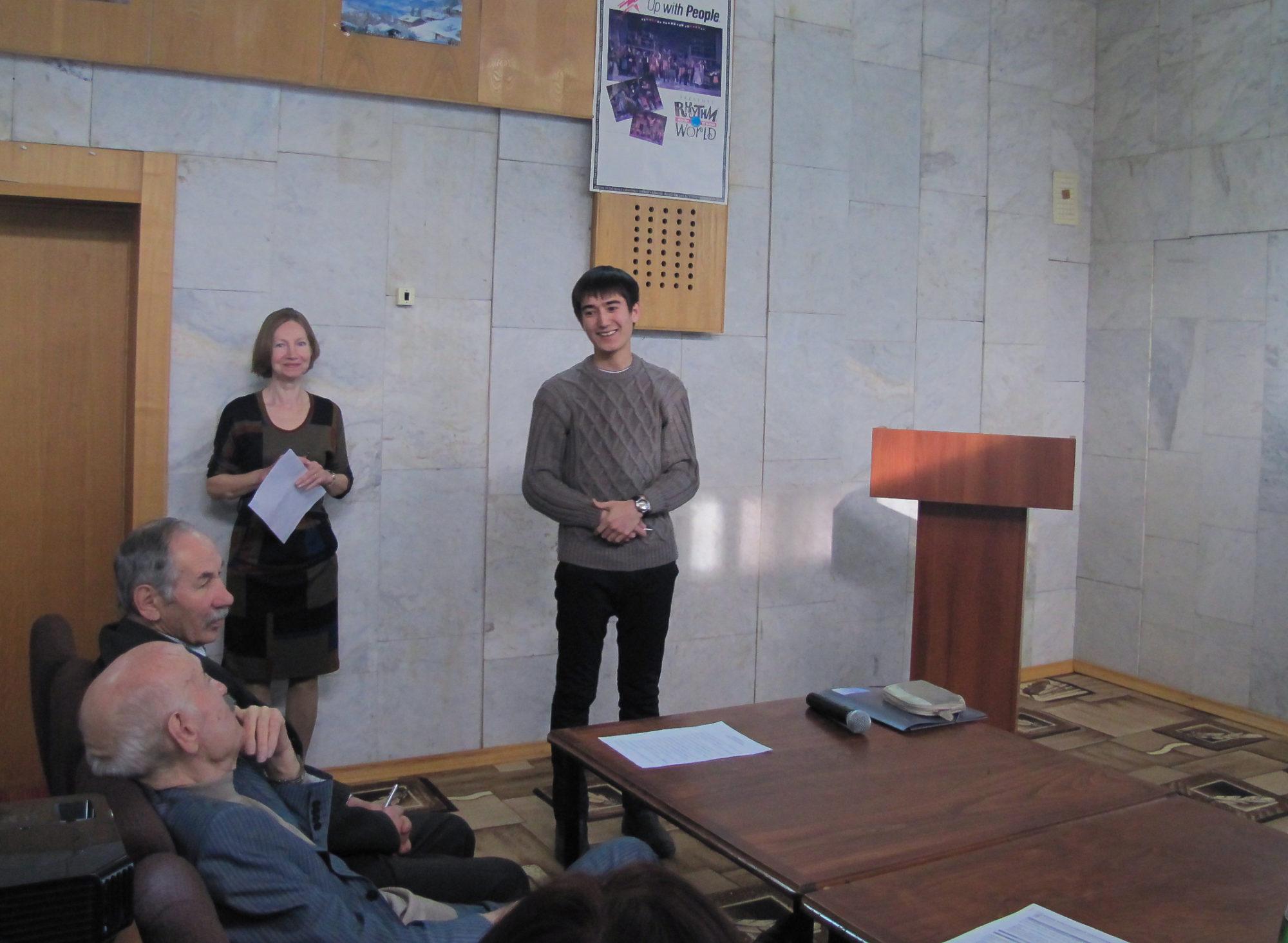 Нұрғиса Есіркегенов, Жас ғалым