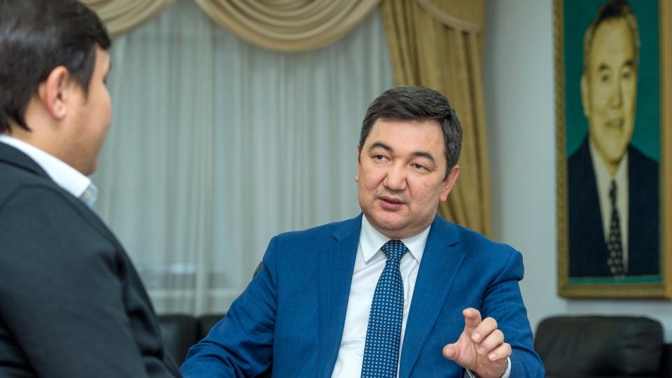 Дархан Қыдырәлі
