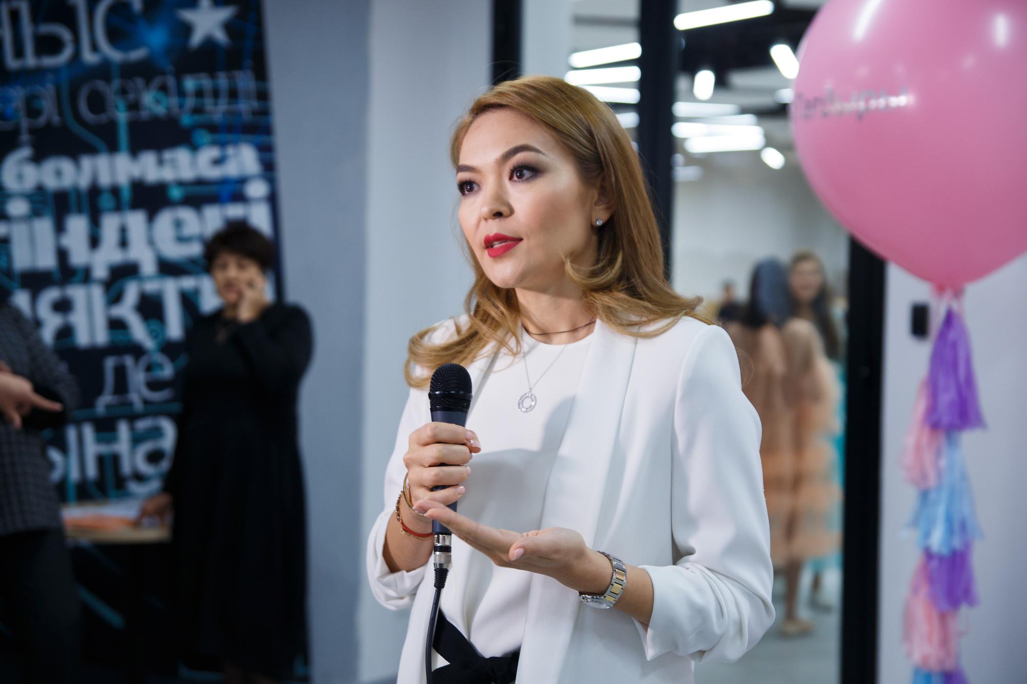 Ақмаржан Көшербаева (Kaliya)