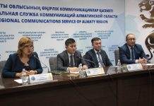 Алматы облысы жиналыс