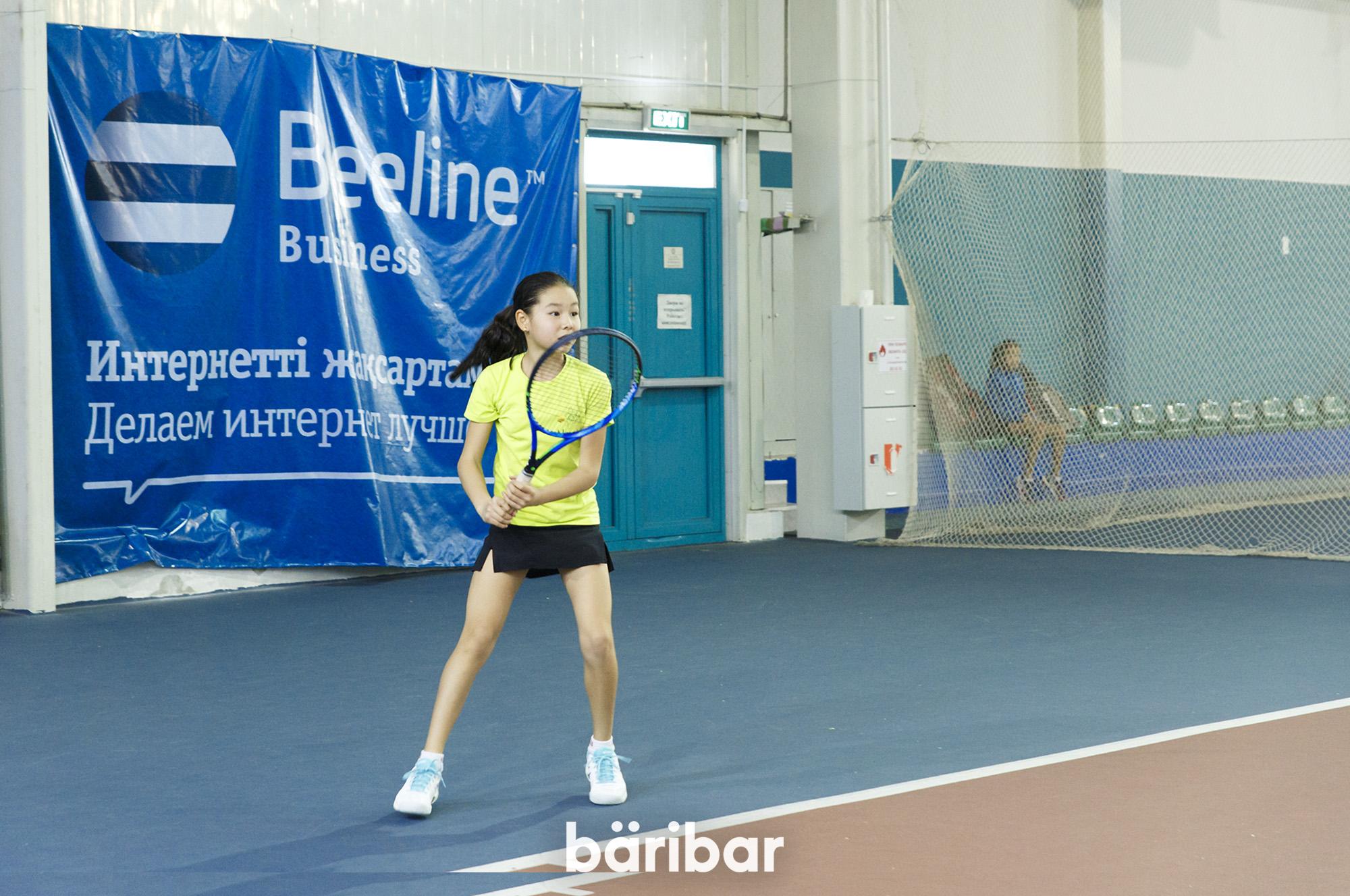 Карина Жұмажанова, Болашақ чемпион