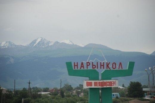 Нарынқол ауданы