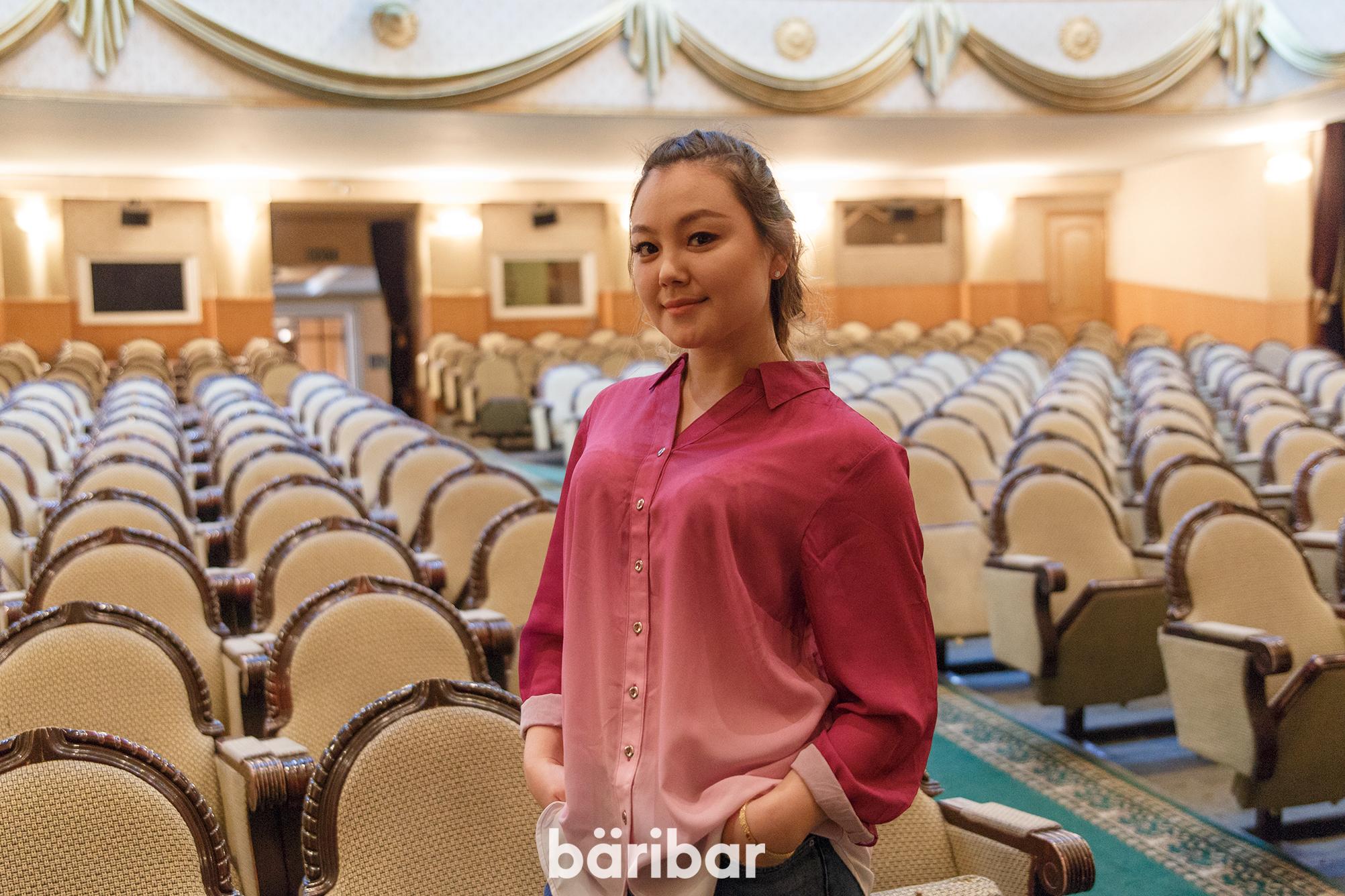 Динара Абдуллина, актриса