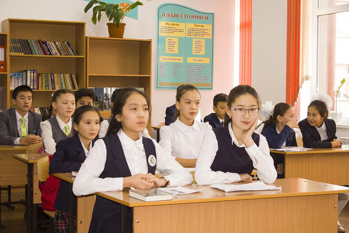 Мектеп оқушылары