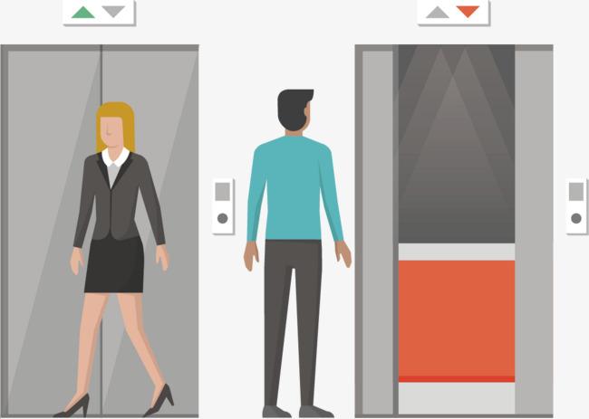 лифт, қауіпсіздік ережесі