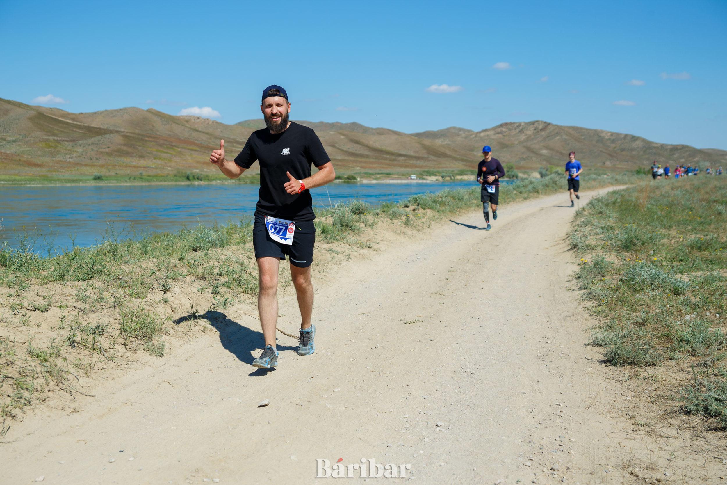 Данил марафоншы
