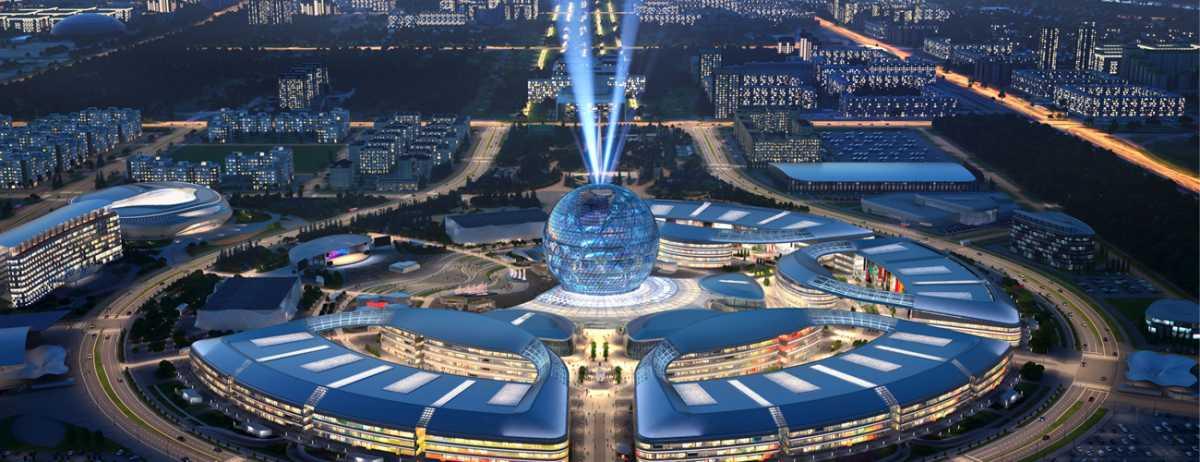 Астана өнеркәсіптік революция
