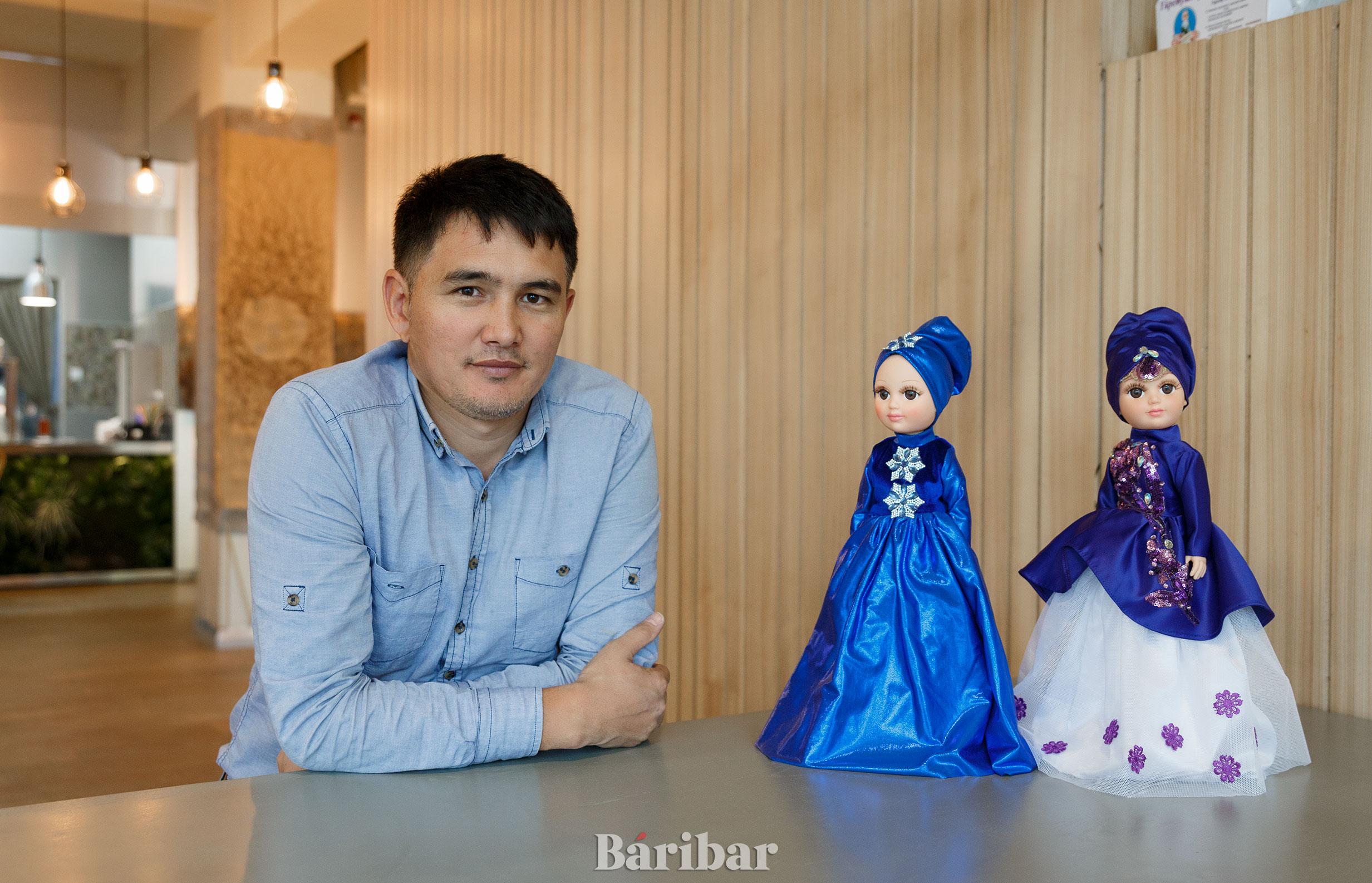 Бағдат Тоқтарбеков, жас кәсіпкер