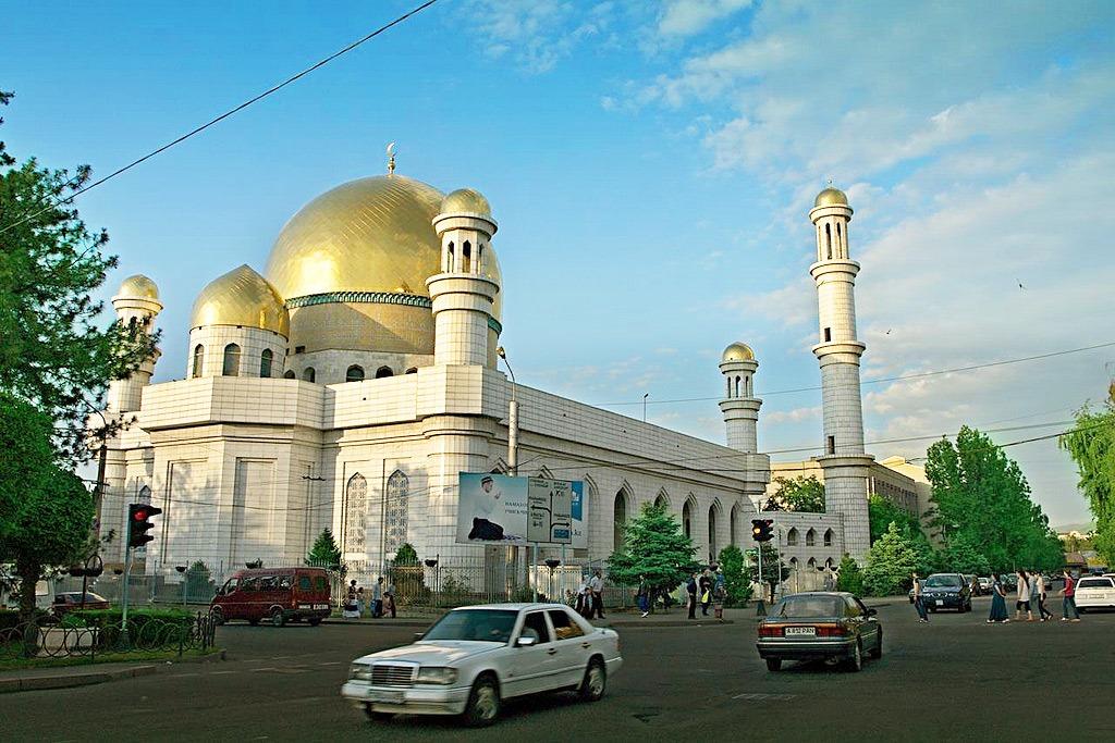 Алматы қаласының орталық мешіті