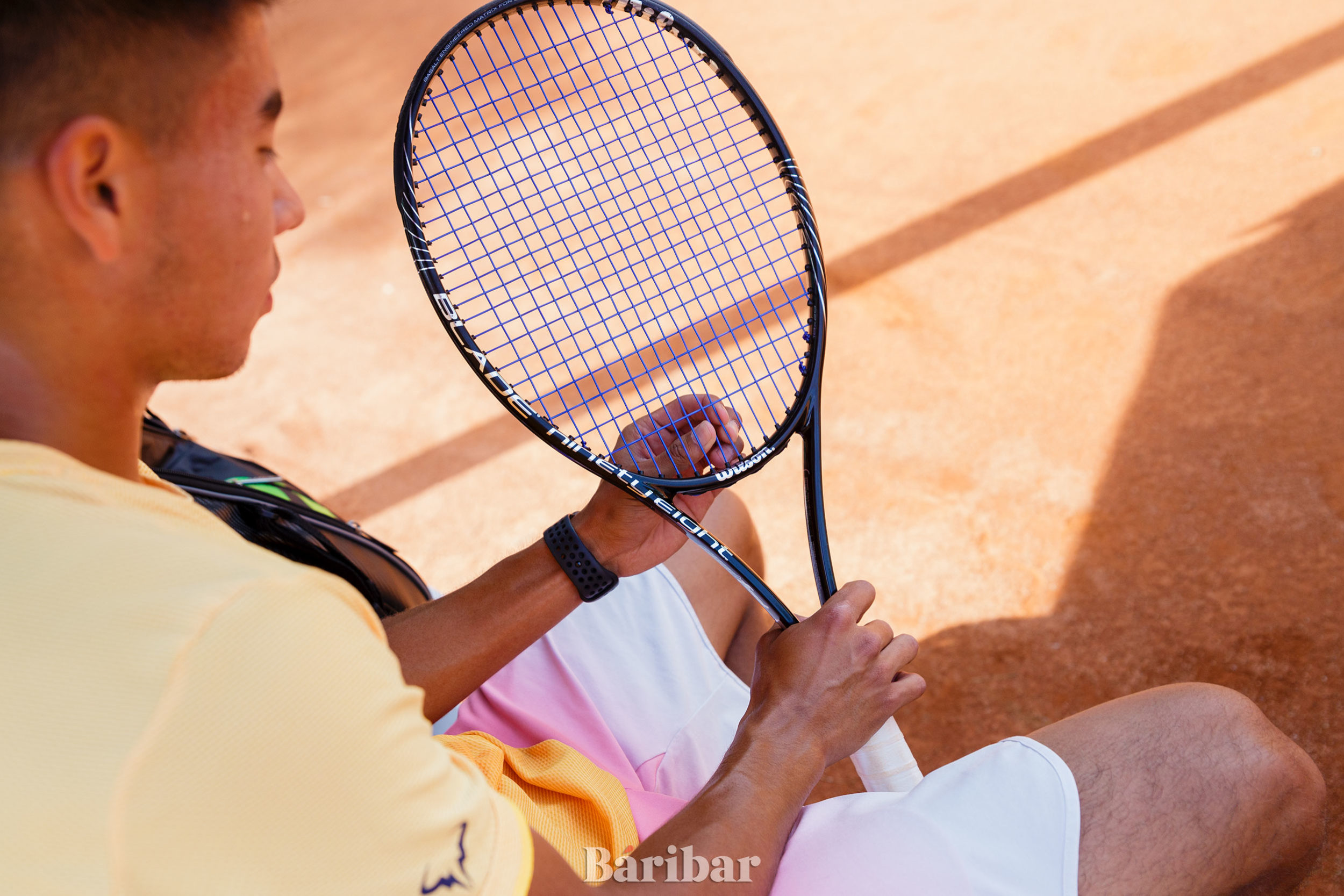 Cұлтан Нарбеков, теннисші