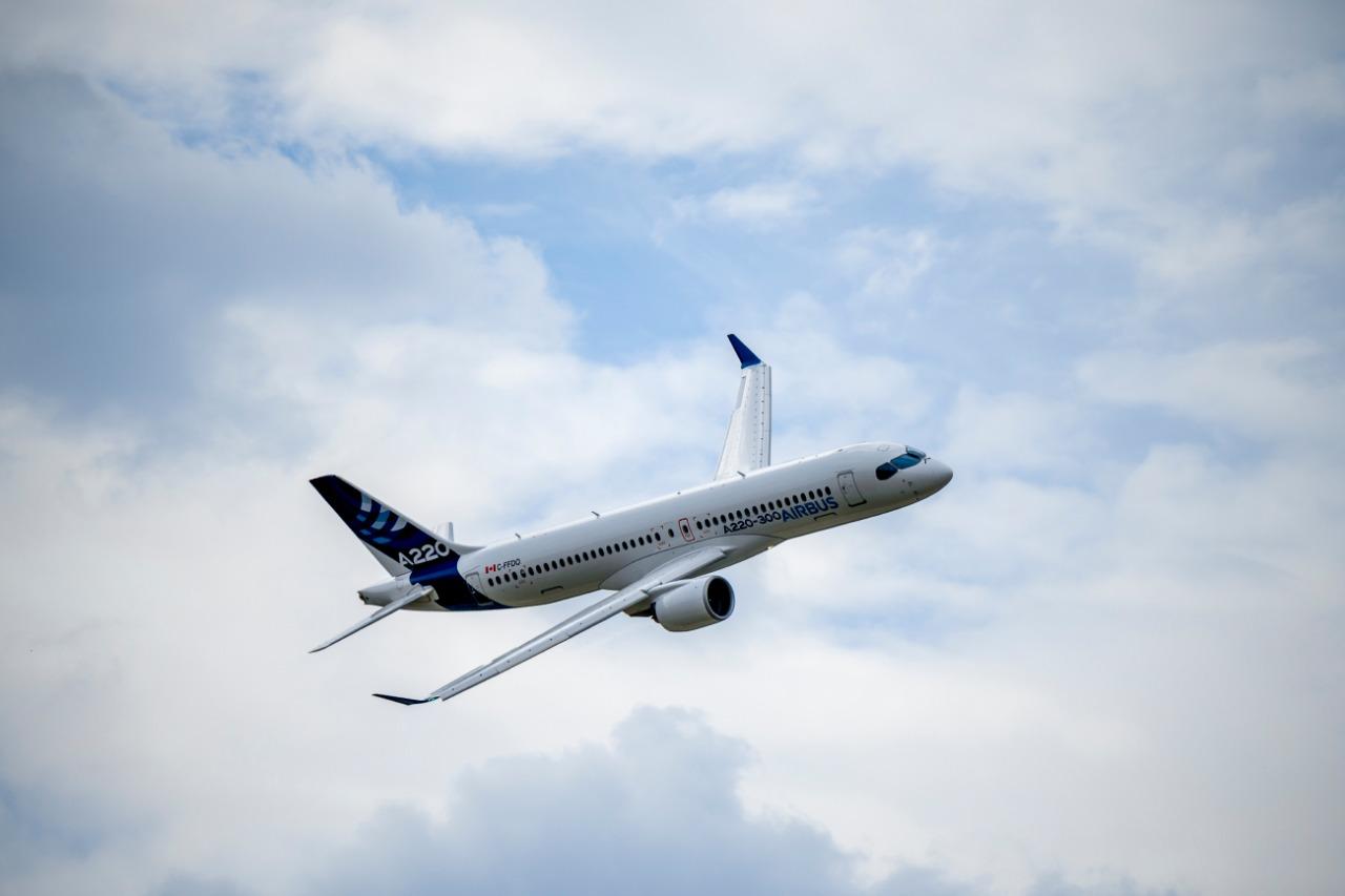 Airbus ұшағының 3 моделі