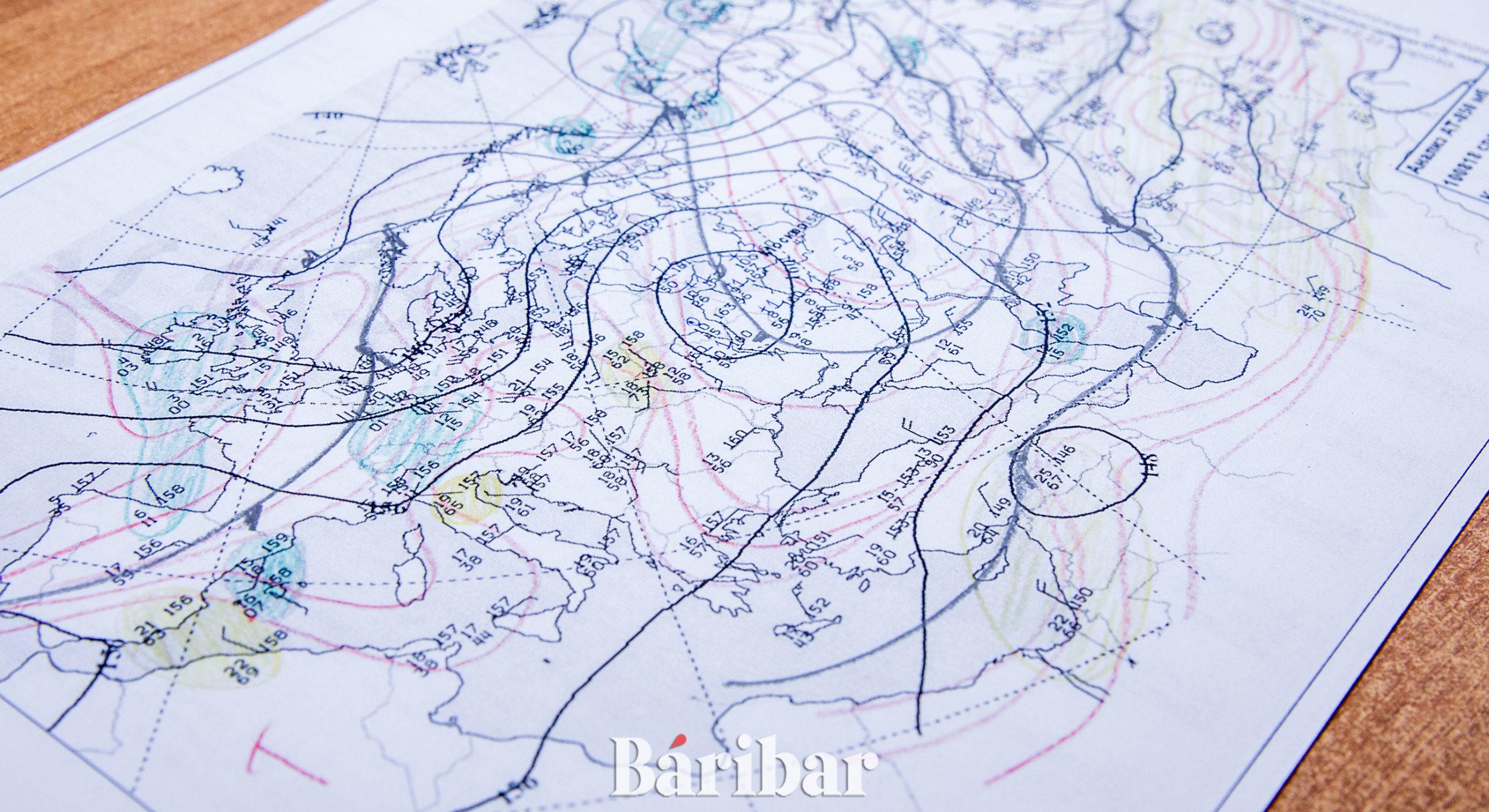 Синоптикалық карта