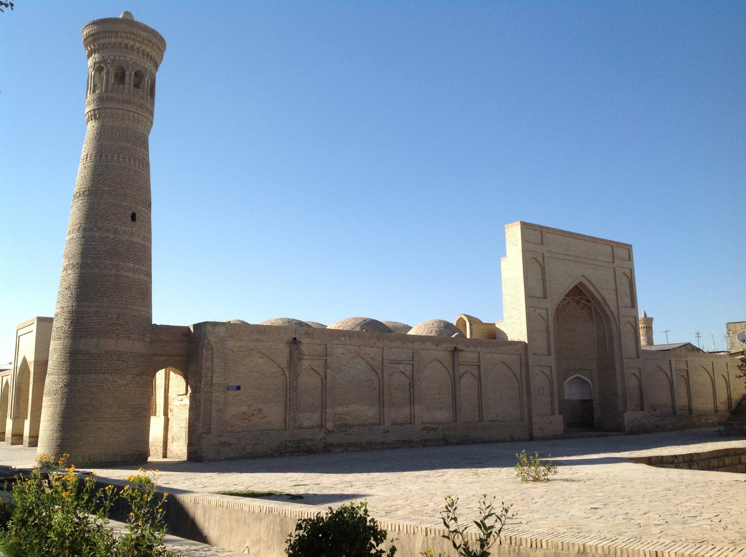 Орталық Азия Өзбекстан Бұқар