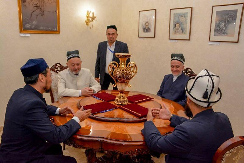 Орталық Азия мүфтилері