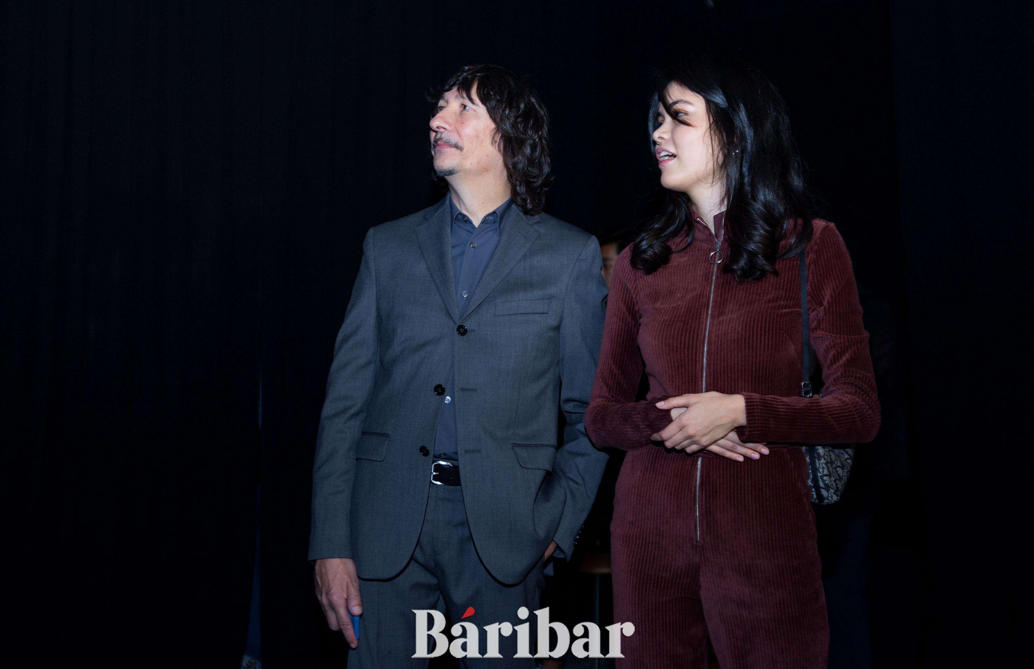 Байғали Серкебаев және Сана Серкебаева