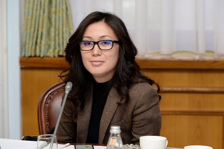 Жұлдыз Омарбекова