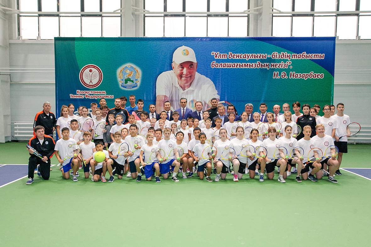 ForteBank теннис