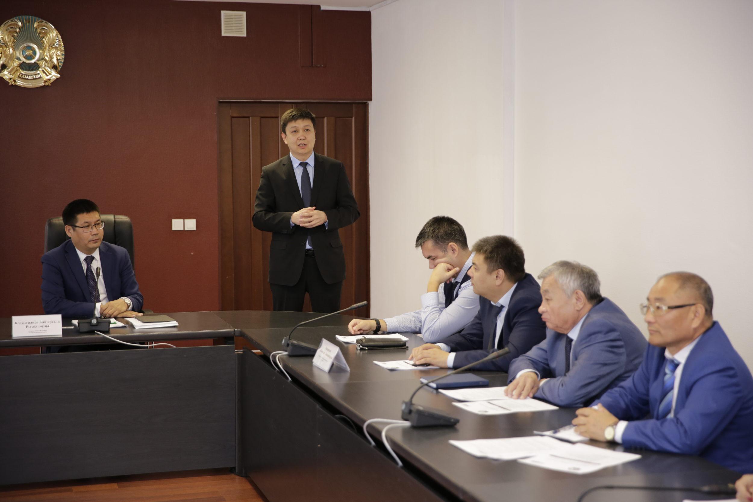 Атырау облысының құрылыс инвесторлары