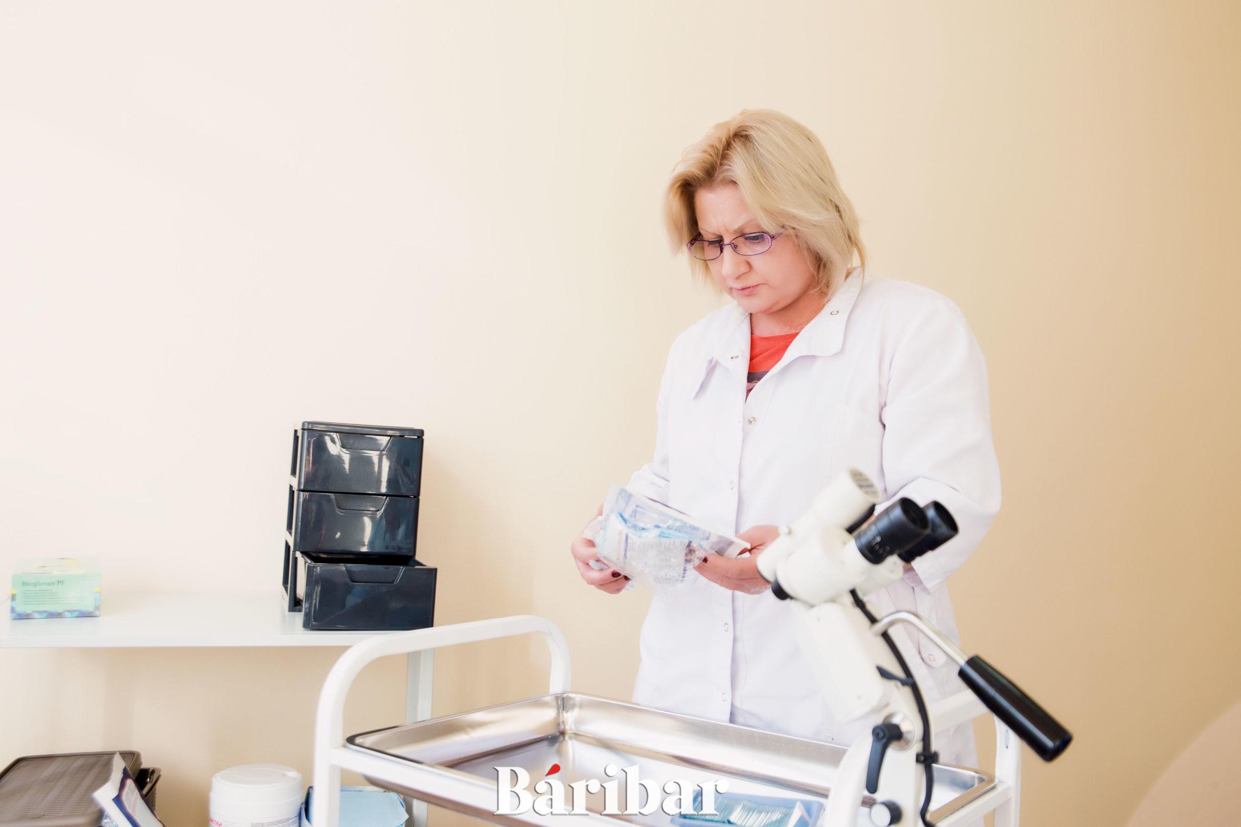 Маммолог Оксана Колтун.