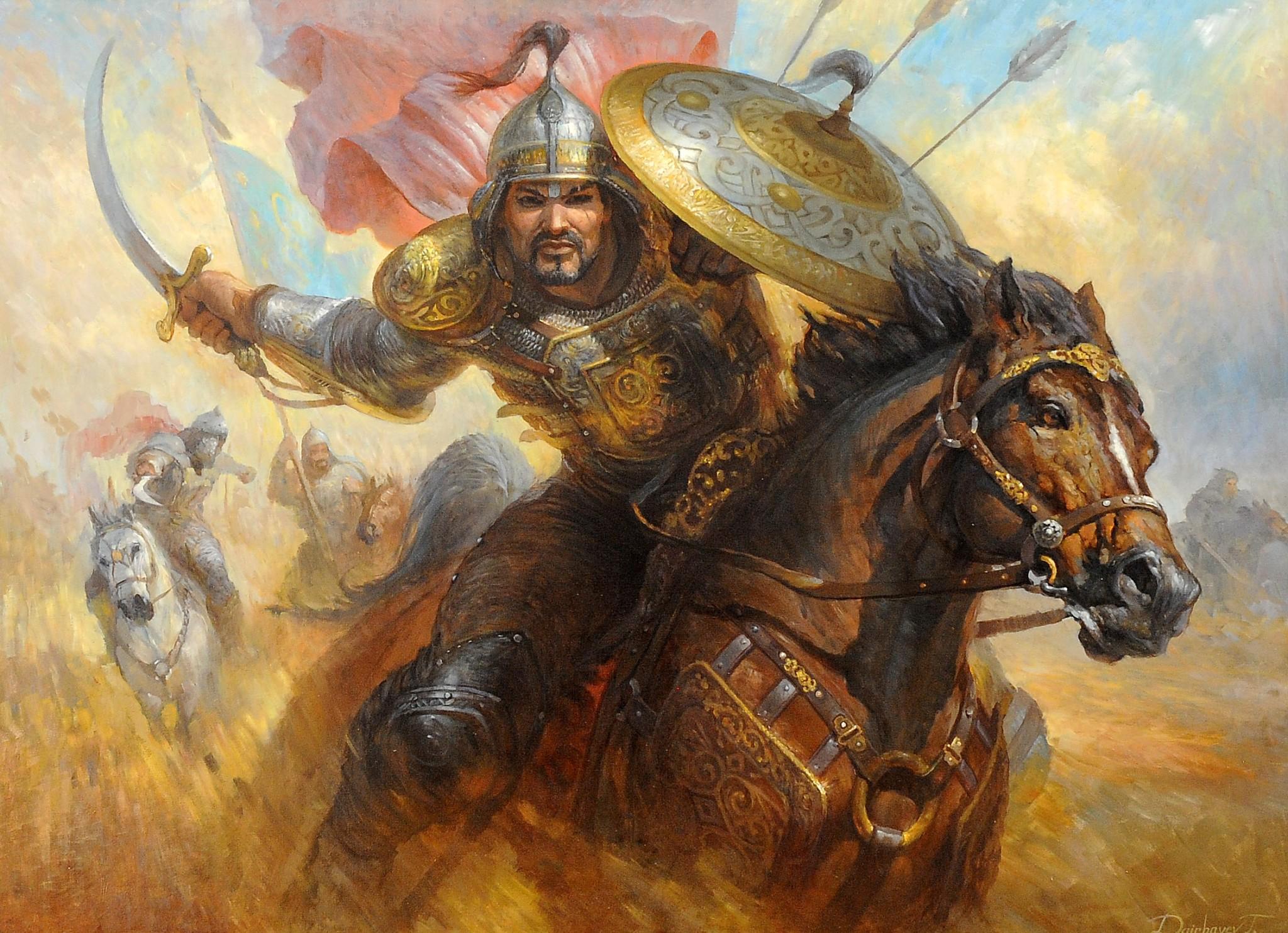 Алпамыс батыр