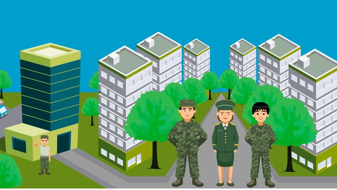әскери тұрғын үй бағдарламасы