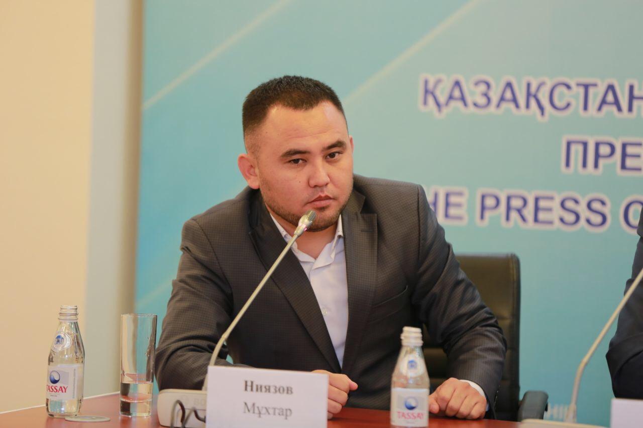 Мұхтар Ниязов