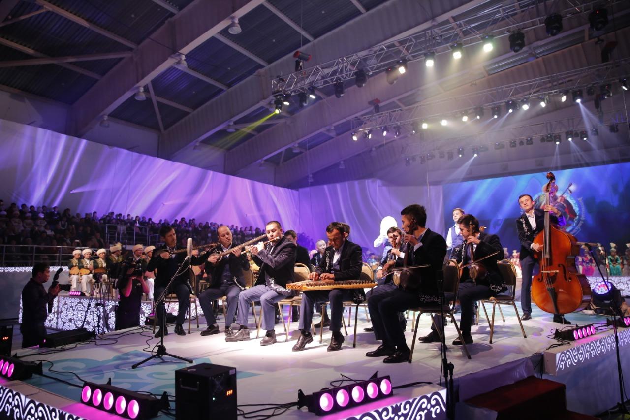 Атырау халықаралық оркестрлер фестивалі