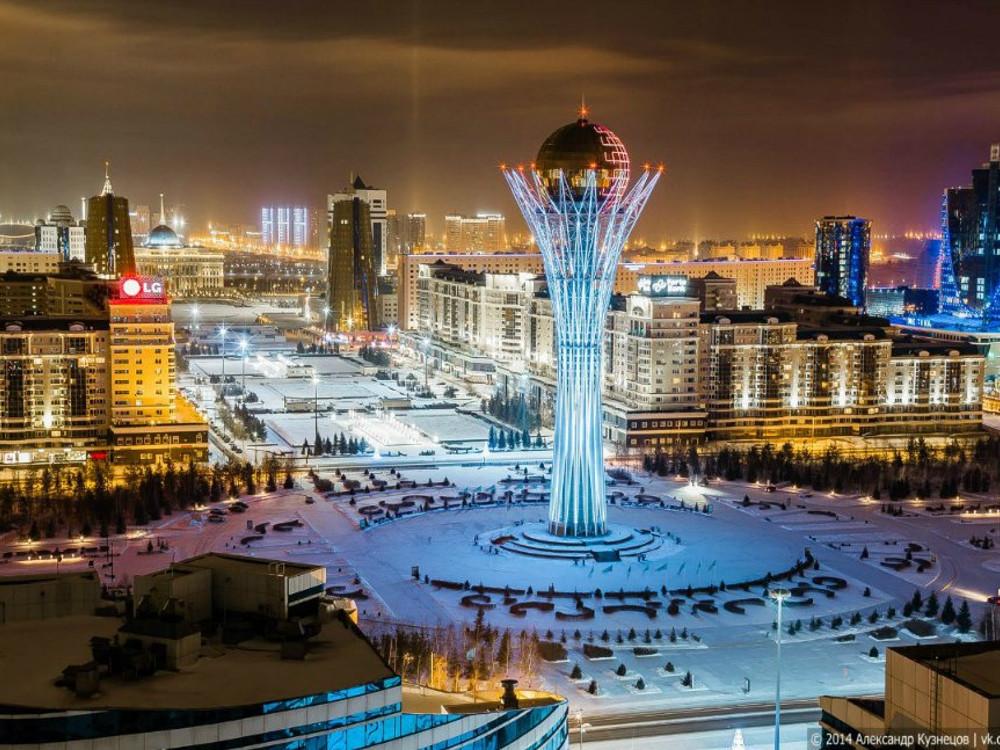 Астана мереке