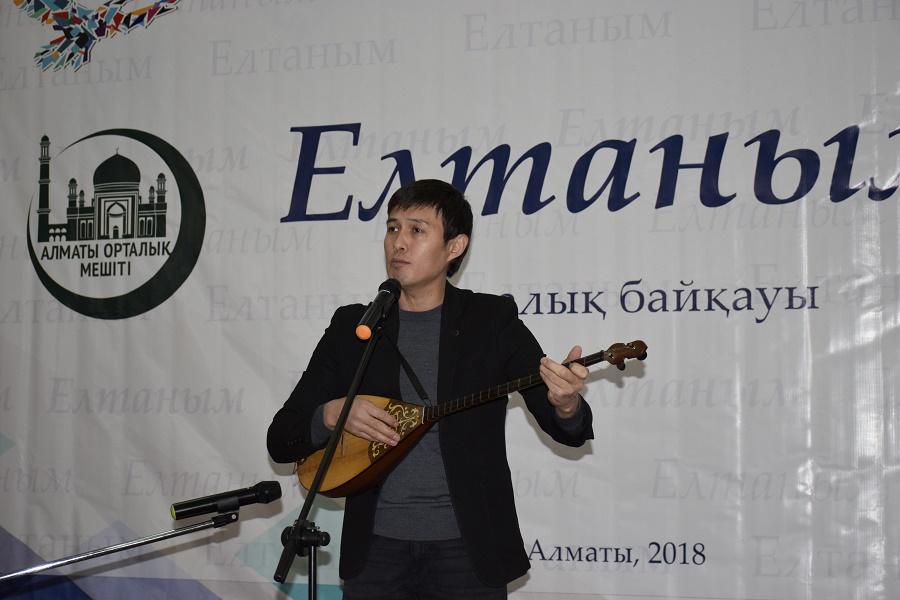 Елдос Қанаев