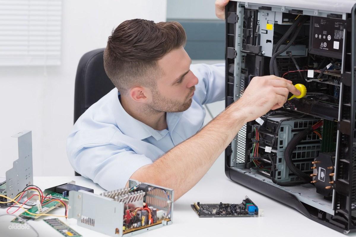 Ремонт жөндеу компьютер
