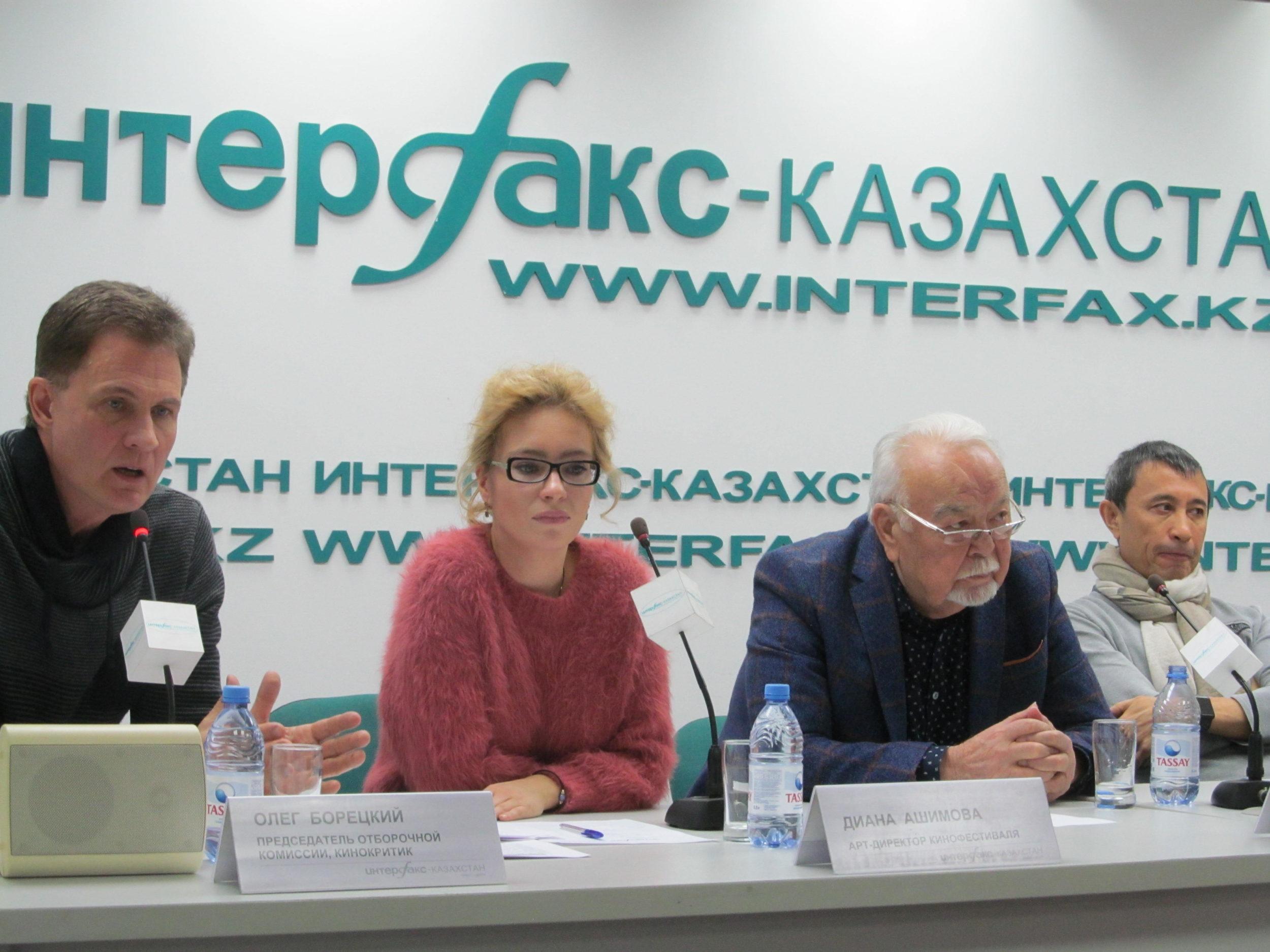 Шәкен Айманов кинофестивалі