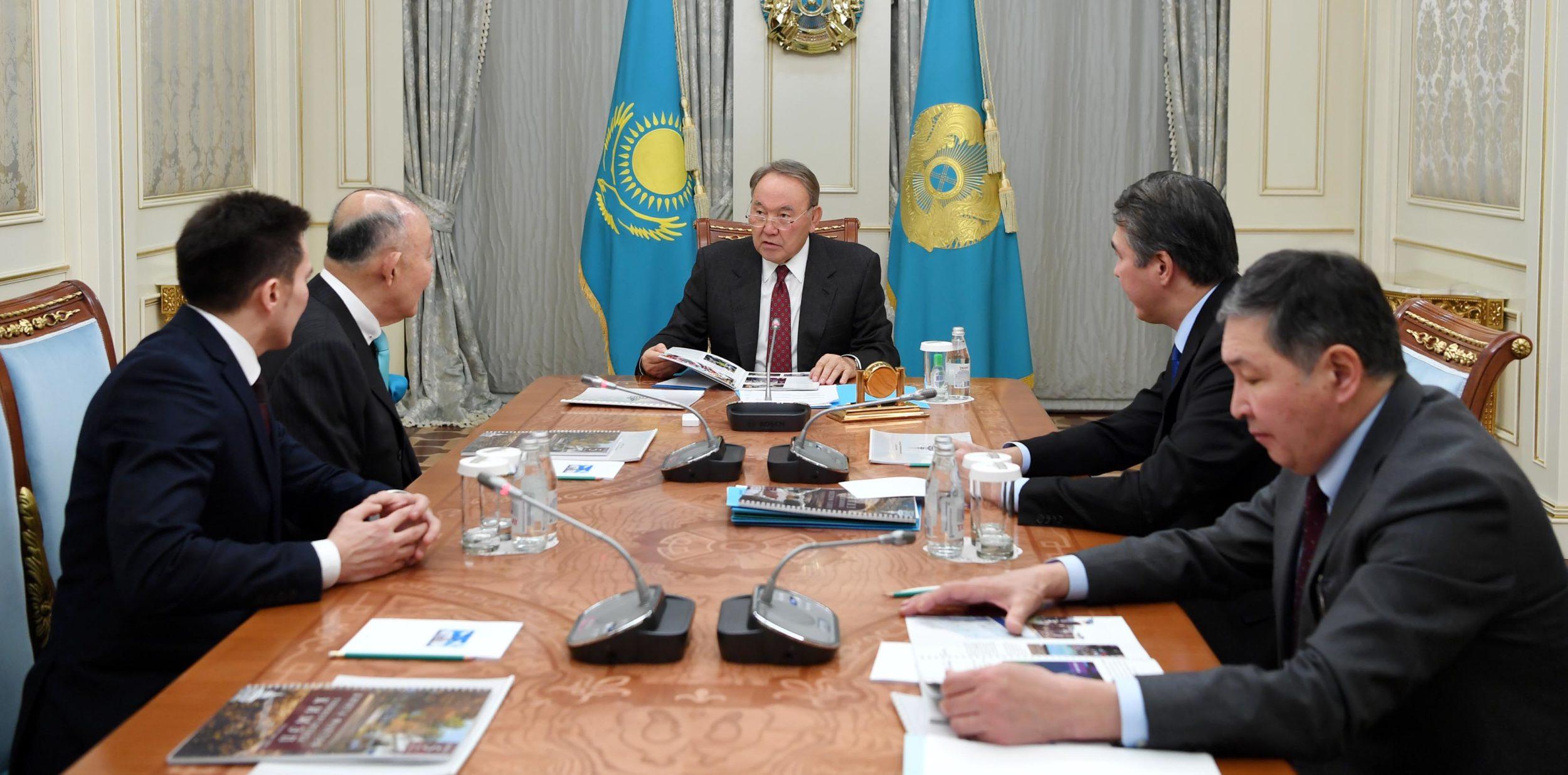 Назарбаев КИМЭП