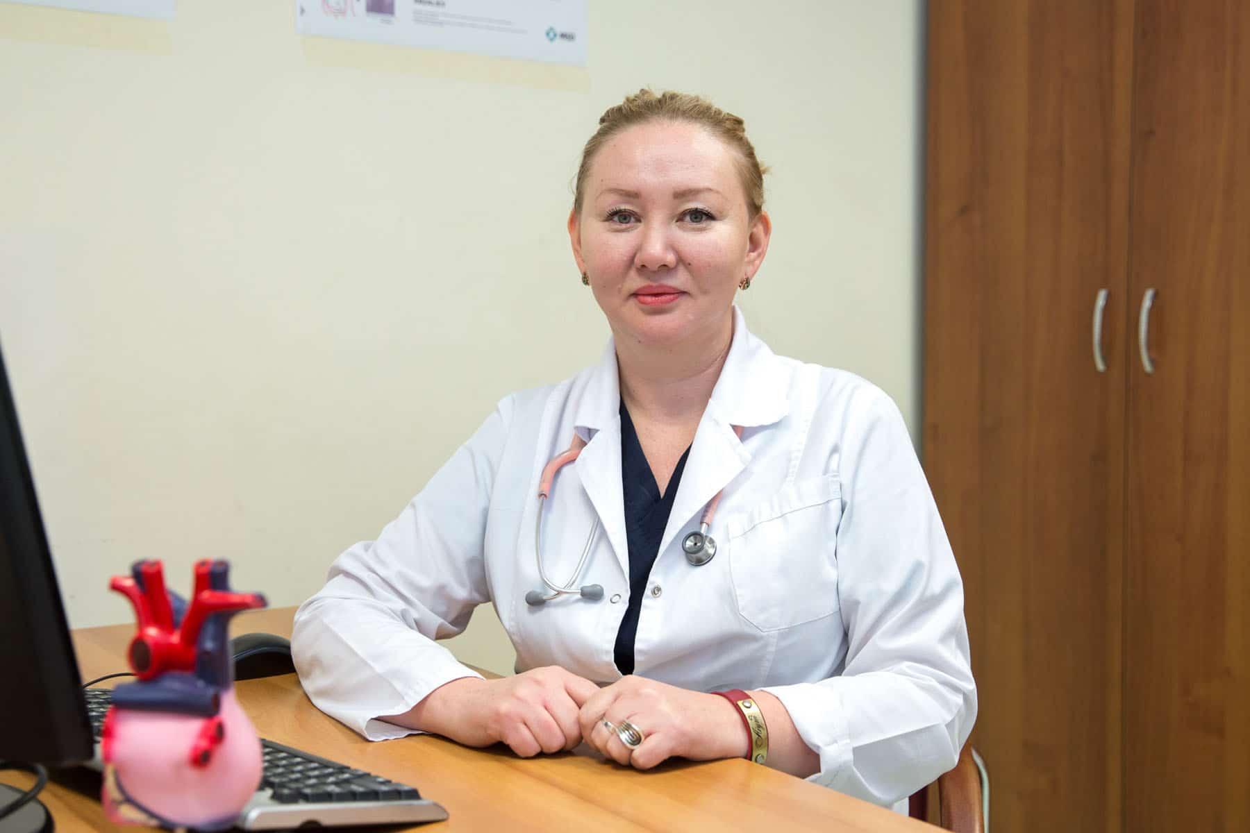 Гүлжан Сәрсенбаева