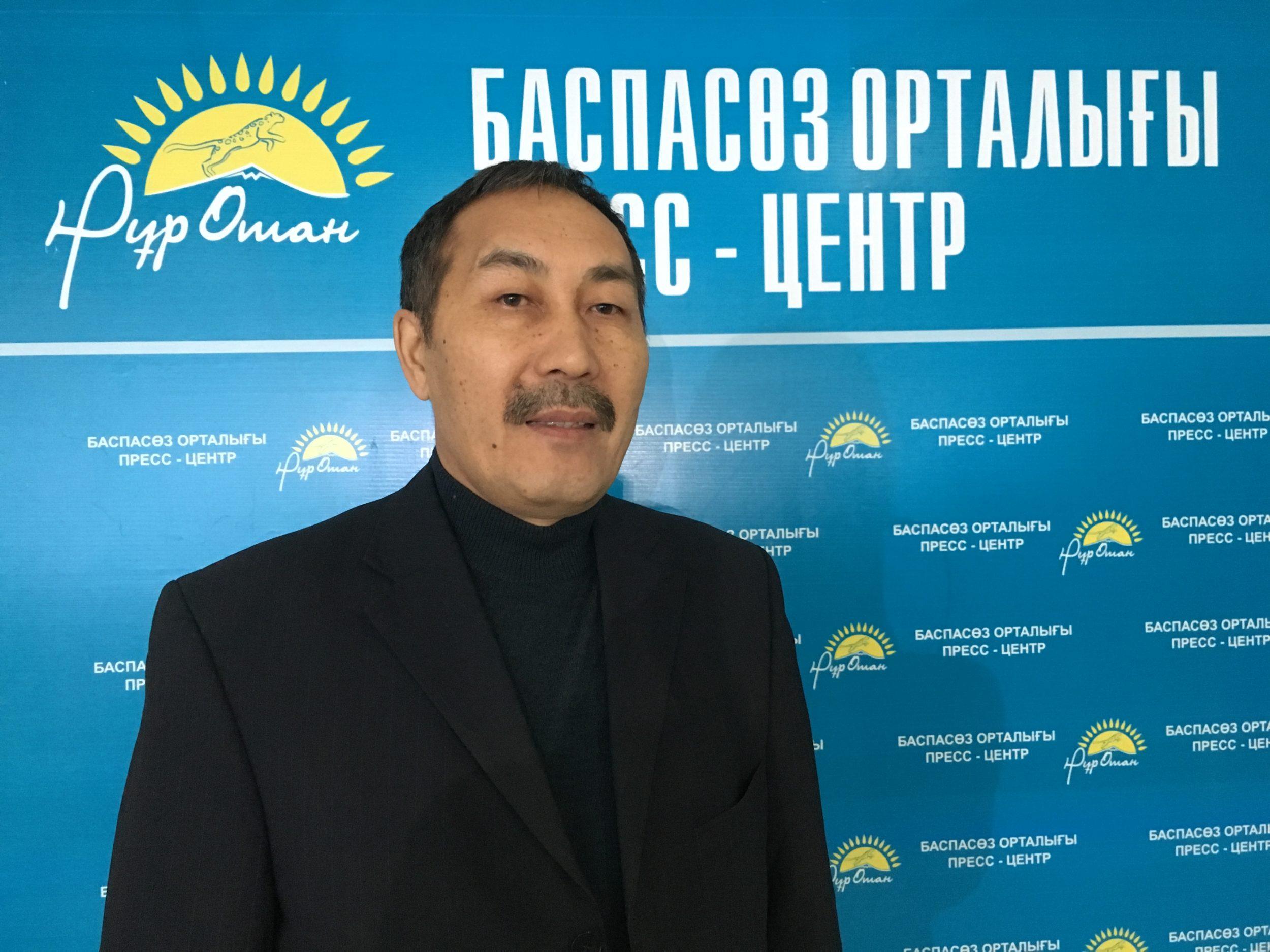 Серік Ерғали