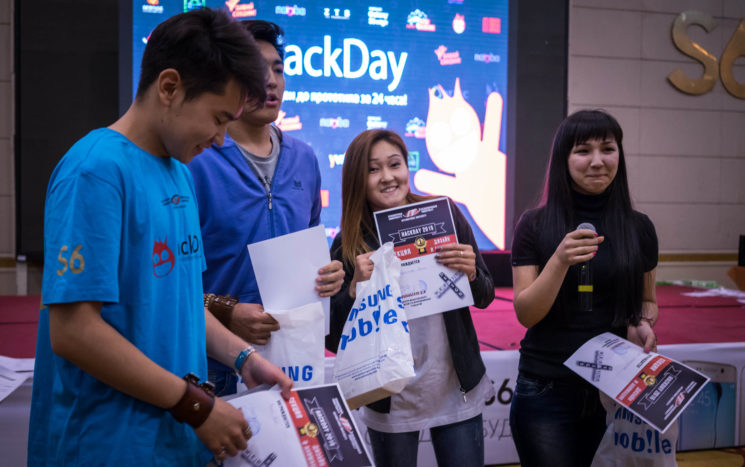 HackDay фестивалі