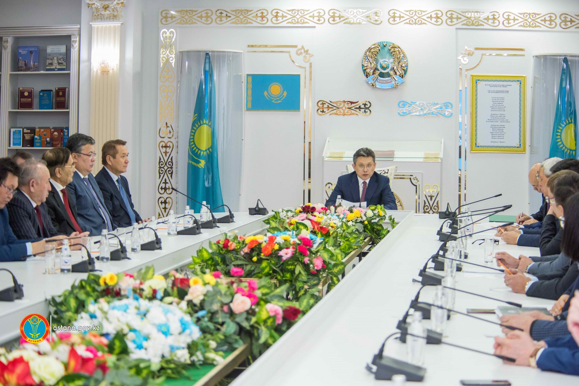 Астана әкімі