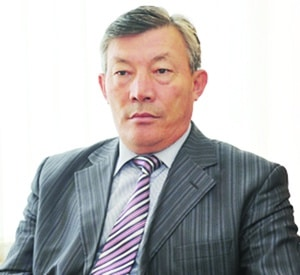 Берекет Кәрібаев