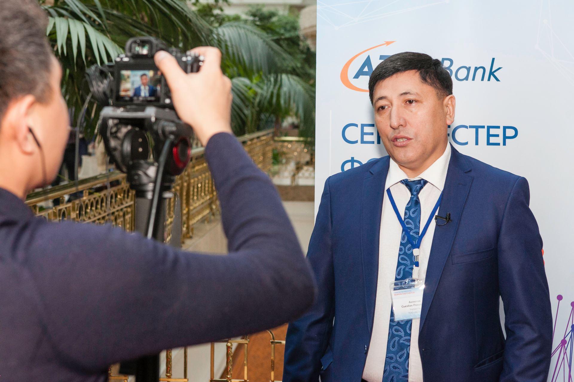 Съезбек Ахметов