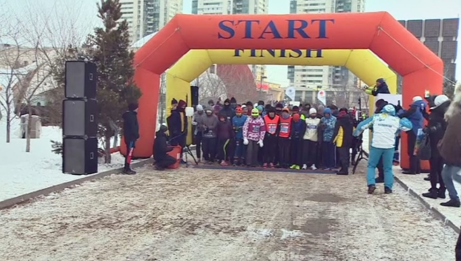 Астана марафон