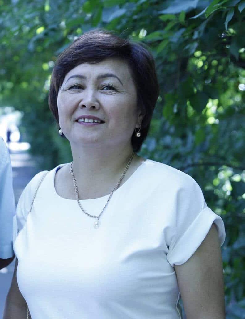 Бақытжан Қасенбаева