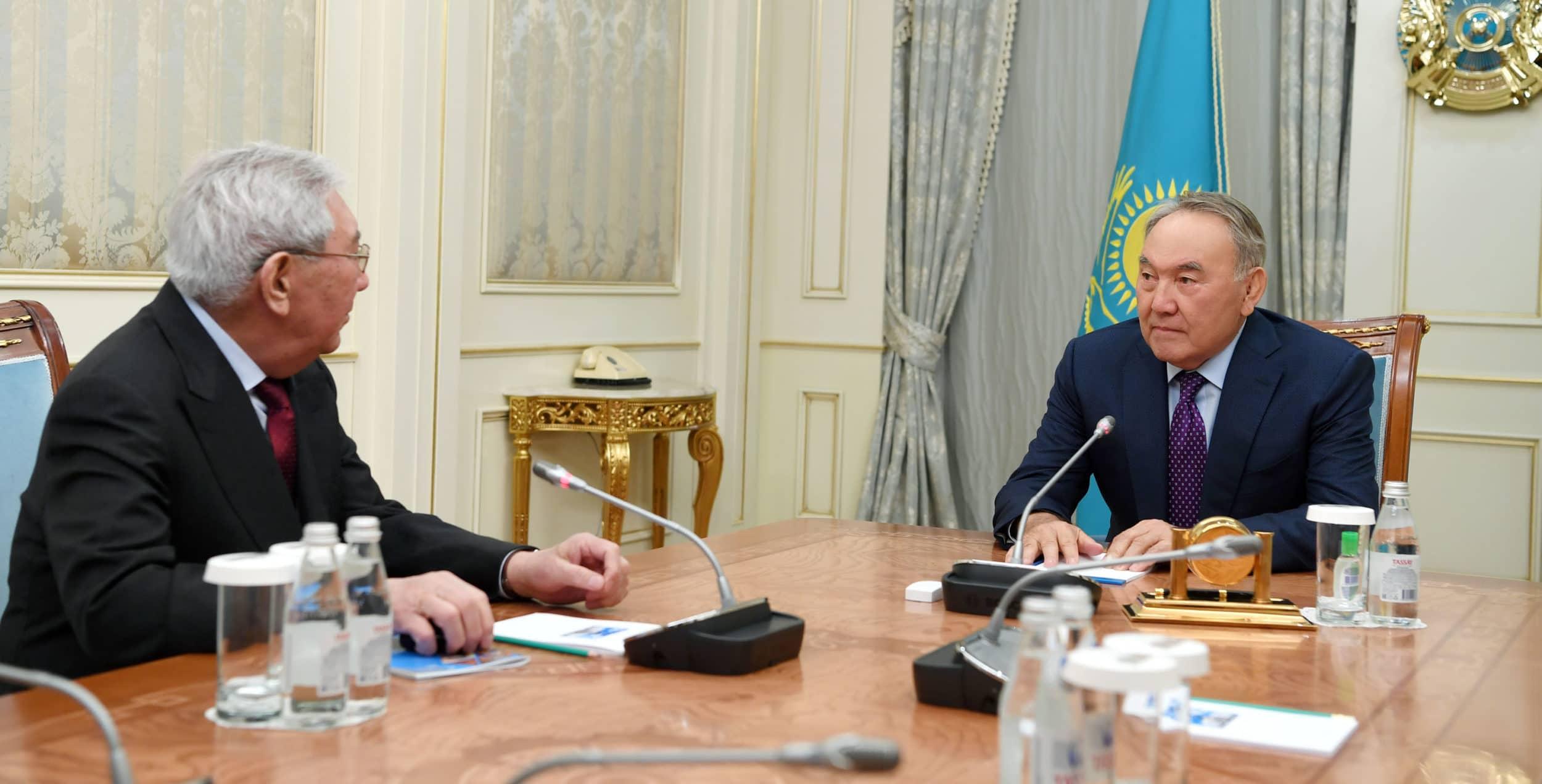 Назарбаев Мырзатай Жолдасбеков