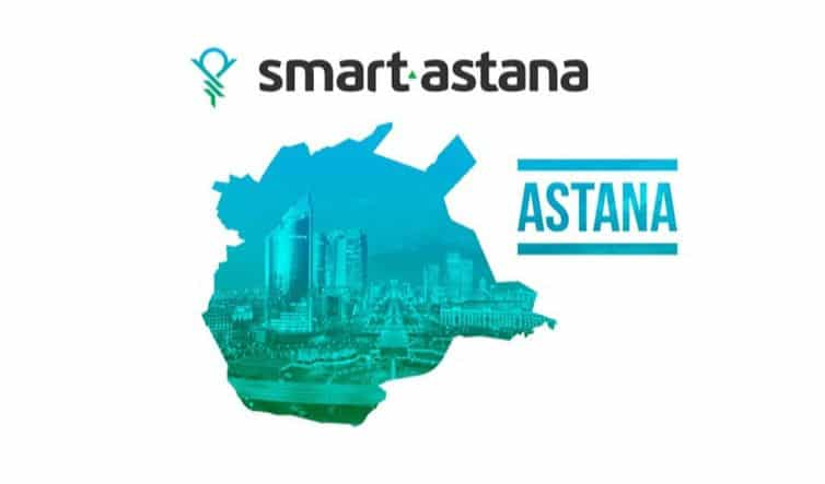 QR-код Астана