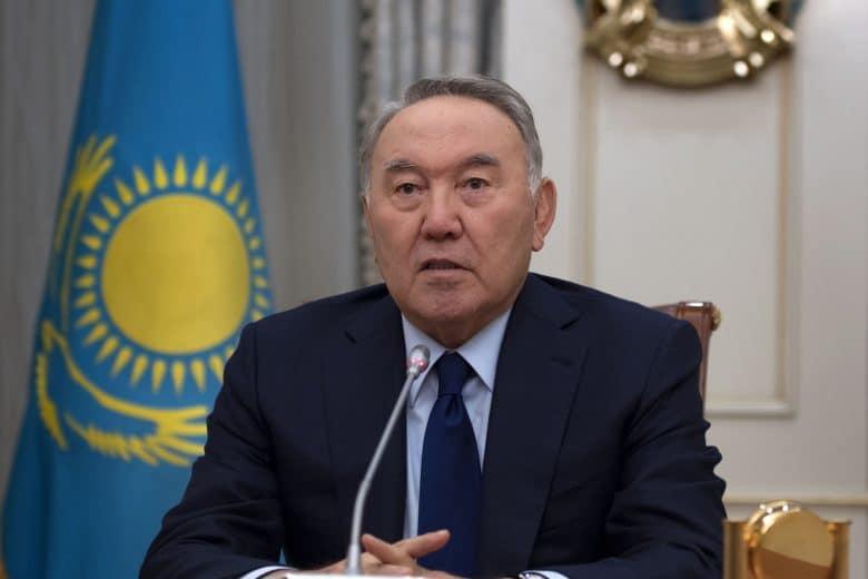 Нұрсұлтан Назарбаев. Фото: Аkorda.kz