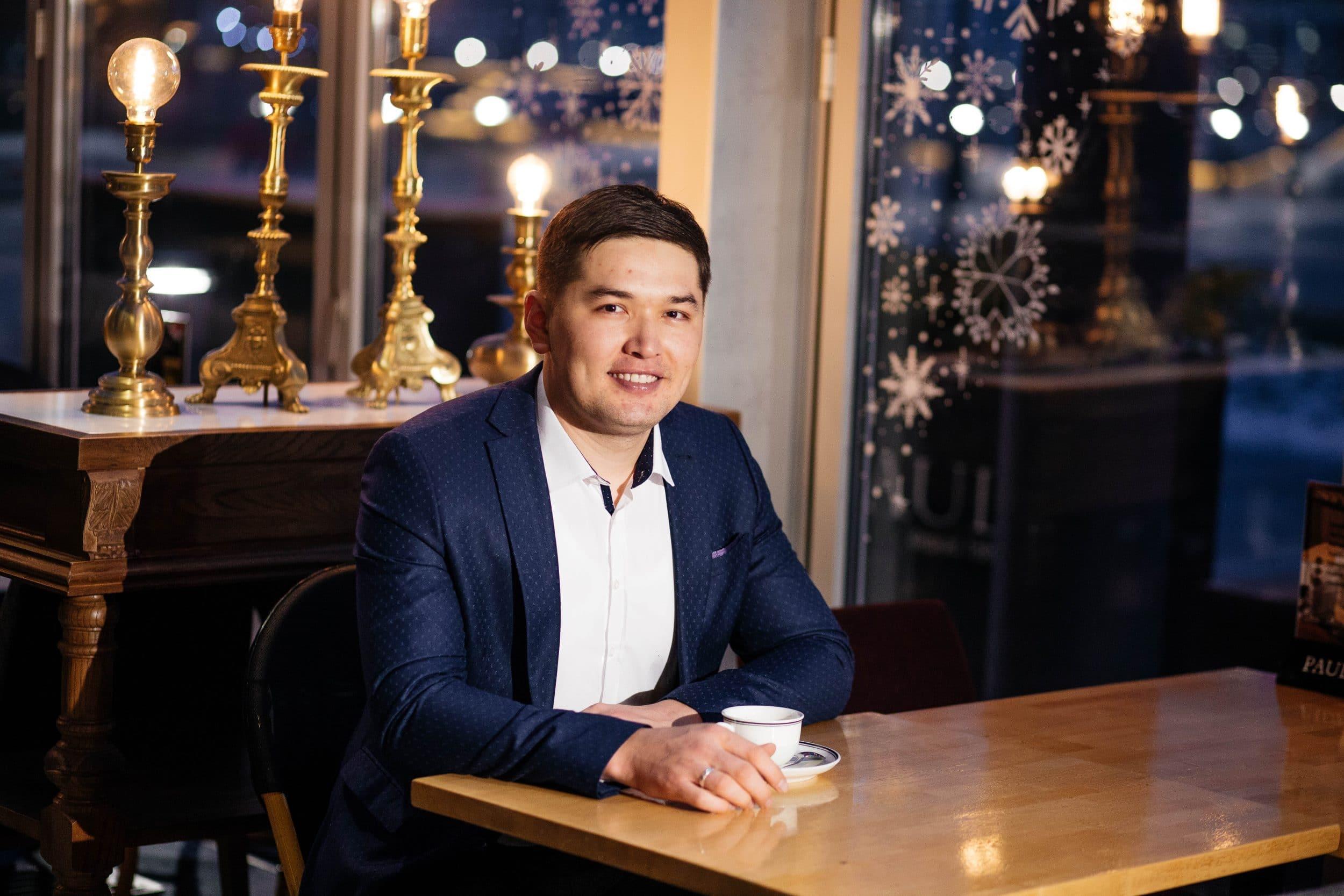 Диас Жорабеков