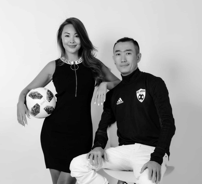 Айдар Батырхан мен Назым Жанғазинова
