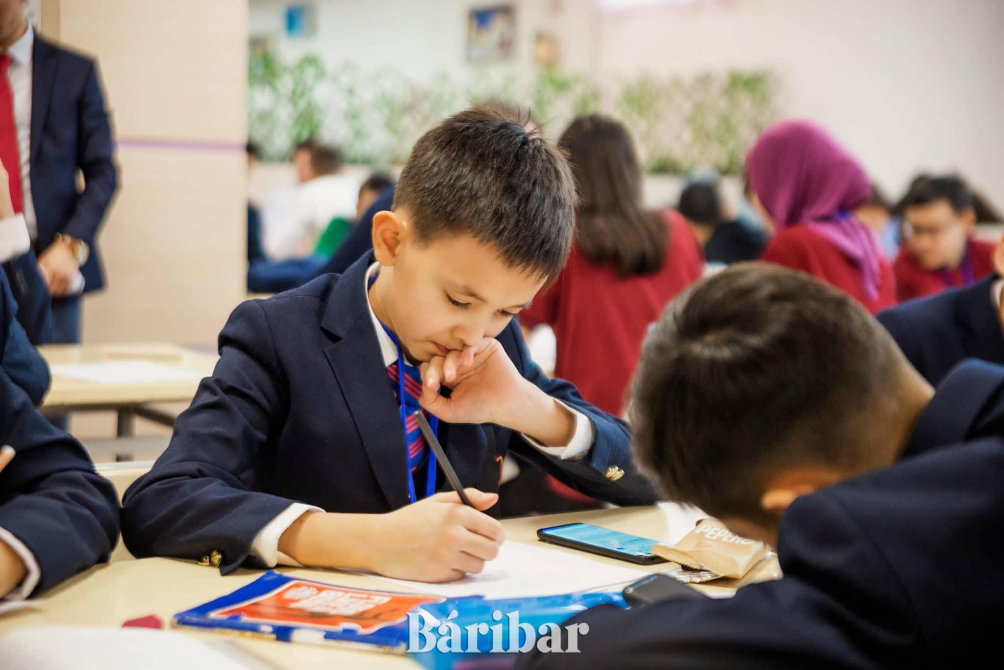 сабақ, оқушы, Galaxy халықаралық мектебі