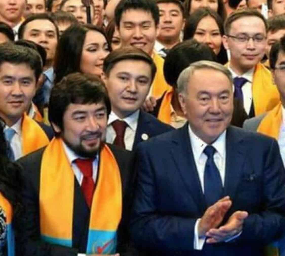 Бекболат Тілеухан, Нұрсұлтан Назарбаев