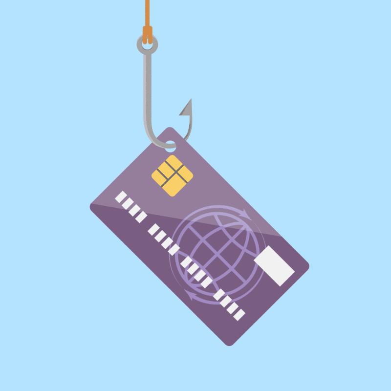 банк картасы, ұрлық