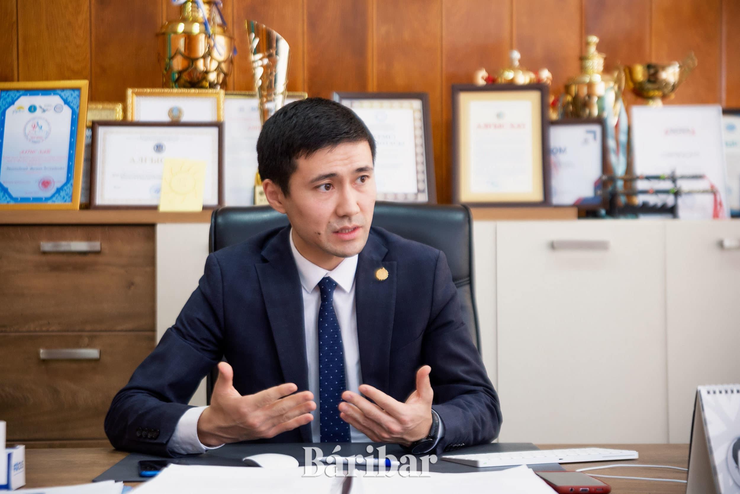 Дархан Байтабынов, SDCL директоры
